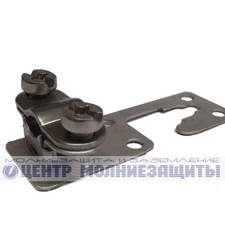 Держатель проволоки 6-10 мм для черепицы, нержавеющая сталь