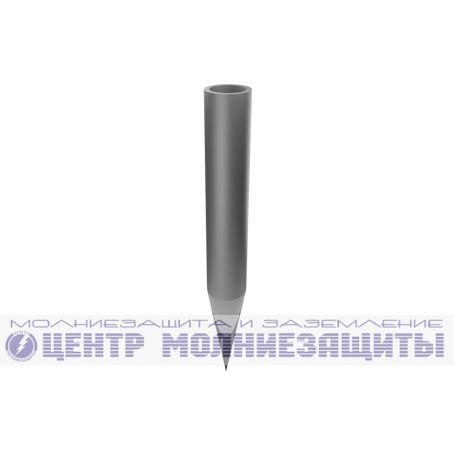 Коньковый держатель проводника 100 мм, оцинкованный