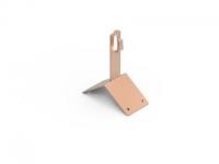 Зажим коньковый угловой, 100 мм, медь ND2202CU DKC