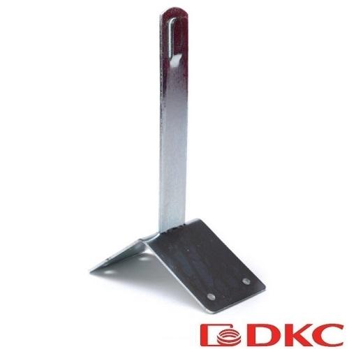 Зажим коньковый угловой 150 мм ND2201