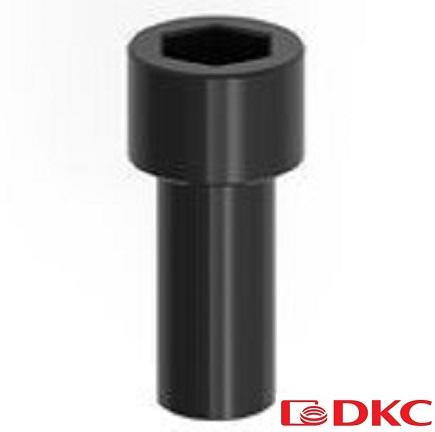 Винт для забивания стержневого заземлителя NE1404 DKC